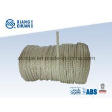 12-strängiges Kevlar (Aramidfaser) Seil