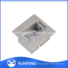 Hochpräzisions-Aluminium-Stanz-Fingerabdruck-Verschluss