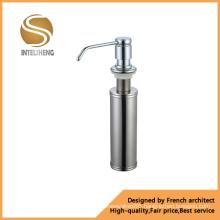 Modern Brass Liquid Soap Dispensers (AOM-9110)