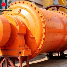 Wet Ball Mill Grinding Machine With Best Quality
