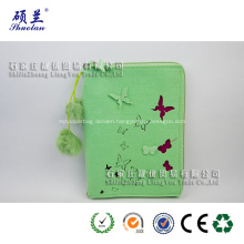 Good quality customized design felt notebook cover