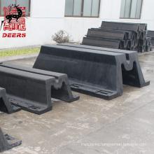 Marine rubber fender m type fender for protecting dock