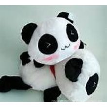 ICTI Audited Factory cute fat panda plush toy