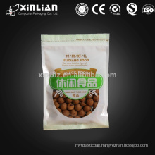 Dried Food And Transparent or Printed For Packaging Nuts and Dried Fruits heat seal Bags