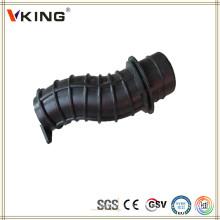 Прозрачный силиконовый резиновый гофрированный трубопровод