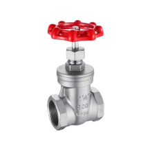 Stainless Steel Non-Rising Stem Threaded Gate Valve
