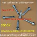 Hex Socket Self Drilling Screw Roofing Screw