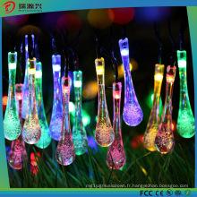 Lumière extérieure de ficelle de partie de décorations de Noël de LED