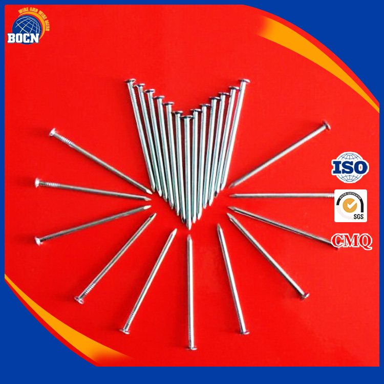 high quality iron nails