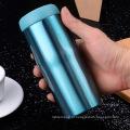 xícara de café de aço inoxidável com tampa Easy-Clean