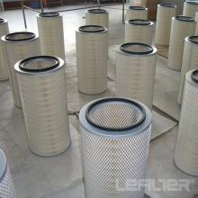 Cartucho de filtro de compressor de ar e ventiladores