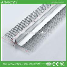 Fornecedor de alibaba de china sistema de partição de drywall em forma de V galvanizado pérola de canto soldado