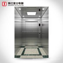 Fuji lift elevator lift platform stainless steel elevator passenger lift residential elevators