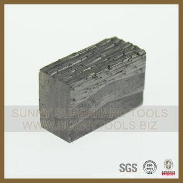 2500mm Granite Diamond Segment/Marble Diamond Segment/Diamond Tools Made in China
