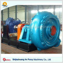 Hard Alloy Abrasion Resist Centrifugal Dredging Gravel Pumps