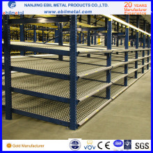 Professional Manufacturer of Carton Flow Racking / Factory Warehouse Storage