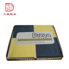 Good quality customized size creative carton personalized pizza boxes pictures