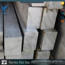 GB13296 2B y barra cuadrada de acero inoxidable AISI 430 recocido
