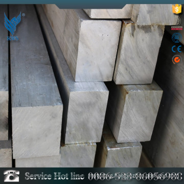 GB13296 2B and annealed AISI 430 stainless steel square bar