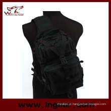Tactical Gear utilitário Sling Bag mochila para bolsa de ombro tamanho L