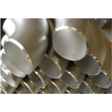 ASME B16.9 Alumínio 6063 Flange Fitting Elbow
