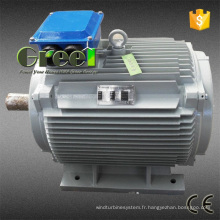 Générateur permanent d'aimant de nouvelle énergie de Qingdao Greef pour des ventes