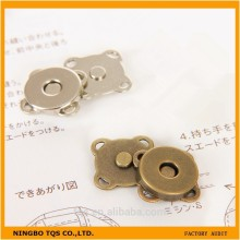 New Fashion Handbag Magnetic Switch Push Button