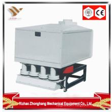 Machine de broyage pour blanchiment de grains de riz pour séparer le riz complet du riz cassé