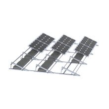 Marco de triángulo para la estructura de montaje del panel solar del techo de hormigón