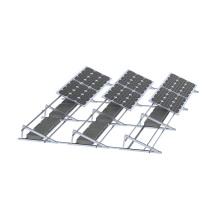 Cadre de triangle pour la structure de support de panneau solaire de toit concret