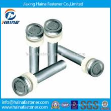 Углеродистая стальная оцинкованная шпилька, соединитель сдвига