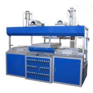 Machine de thermoformage de plateau en plastique de boursouflure