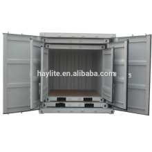 Mini contenedor de almacenamiento de metal de alta calidad de 5 pies a 10 pies