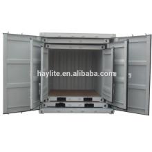 De haute qualité 5ft-10ft métal stockage Mini conteneur