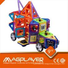 Famosos Cool magnéticos Juguetes de construcción / bloques magnéticos para los niños