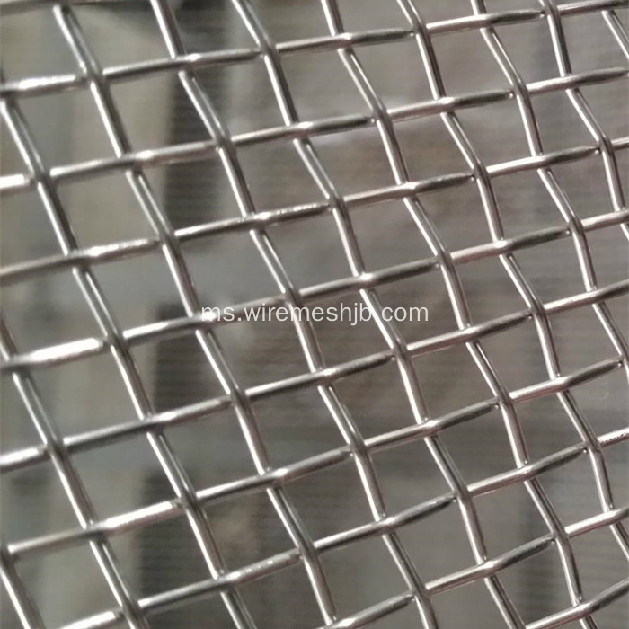 Stainless Steel Woven Square Wire Mesh