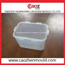 Molde de contenedor de cerradura de bloqueo de inyección de plástico 1500ml