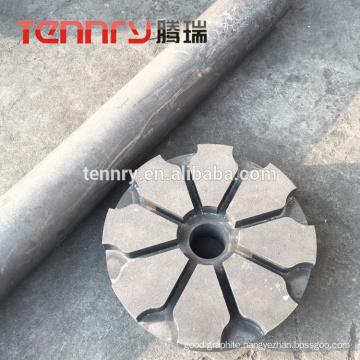 Aluminum Degassing Refractory Graphite Impeller Manufacturers