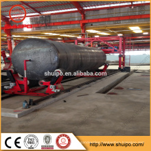 automatic welding equipment automatic welding machine for cylinders
