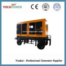 300kw/375kVA Silent Diesel Generator by Shangchai Engine