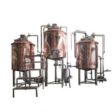 500l copper electric heating restaurant beer making equipment
