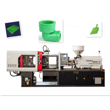 260 Ton PVC Pipe Fitting Plastic Injection Molding Machine