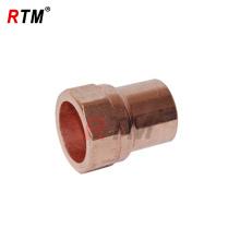 adaptador hembra roscado accesorios de tubería de cobre