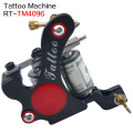 NC108010 8 Wrap Coils Steel Shader Tattoo Machine