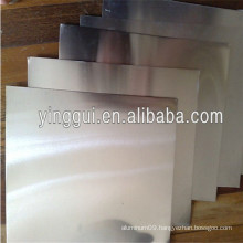 A5082 A5083 A5086 aluminium alloy anodized plain diamond sheet / plate