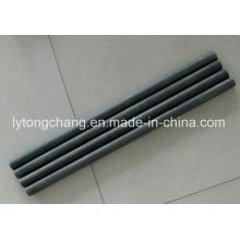 Hastes de molibdênio preto 99,96% usadas para o elemento de aquecimento