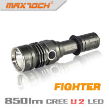 Maxtoch FIGHTER Rechargeable haute puissance militaire torche