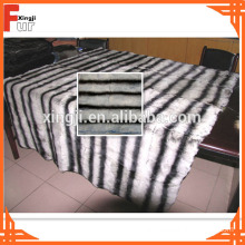 Rex Rabbit Fur Blanket