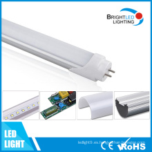 Super brillante SMD2835 1500mm 24W LED T8 tubo