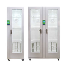 Double Door Endoscope Disinfection Storage Cabinet
